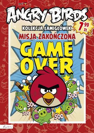Angry Birds. Kolekcja łamigłówek. Misja zakończona 47