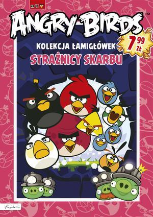 Angry Birds. Kolekcja łamigłówek. Strażnicy skarbu 46