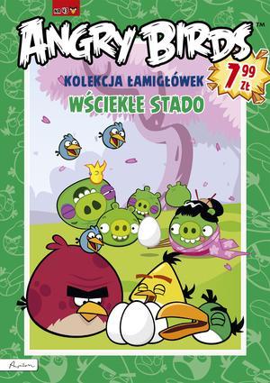 Angry Birds. Kolekcja łamigłówek. Wściekłe stado 43