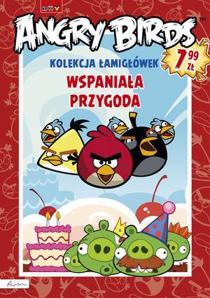 Angry Birds. Kolekcja łamigłówek. Wspaniała przygoda 44