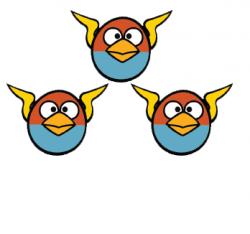 Świetlne Ptaki (Lightning Birds)
