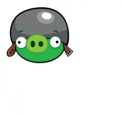 Świnia w Hełmie (Corporal Pig)